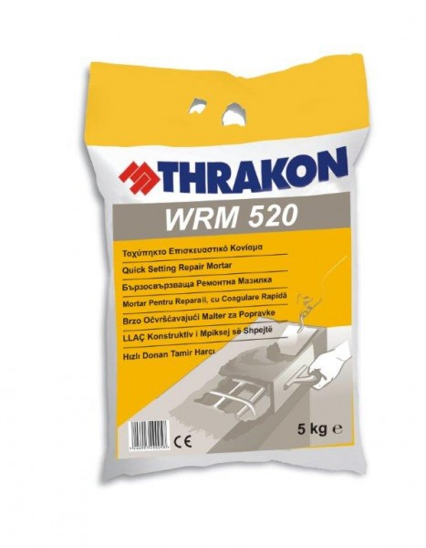 Thrakon WRM 520 Ремонтна циментова смес