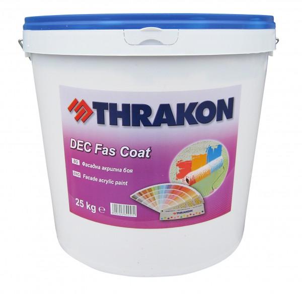 Thrakon DEC Fas Coat Акрилна фасадна боя