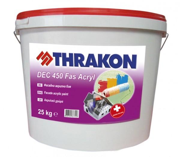 Thrakon DEC 450 Fas Acryl Акрилна фасадна боя