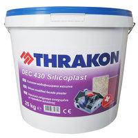 Thrakon DEC 430 Silicoplast Силикон-модифицирана мазилка