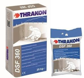 Thrakon DSF 360 Циментова хидроизолация