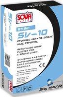 Viodom SV 10 Бяла варо-циментова хастарна мазилка