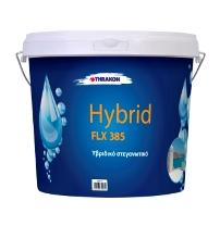 Thrakon FLX 385 Hybrid – Хидроизолационна мембрана с полиуретан за покриви /Течна гума/