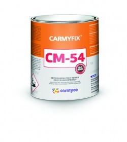 Carmyfix CM 54 – Термоустойчиво полихлоропреново лепило