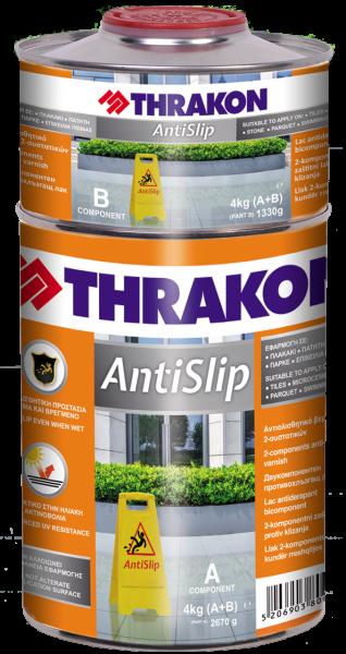 Thrakon AntiSlip – Противоплъзгащ прозрачен лак